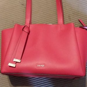 Nine West Red Shoulder Bag